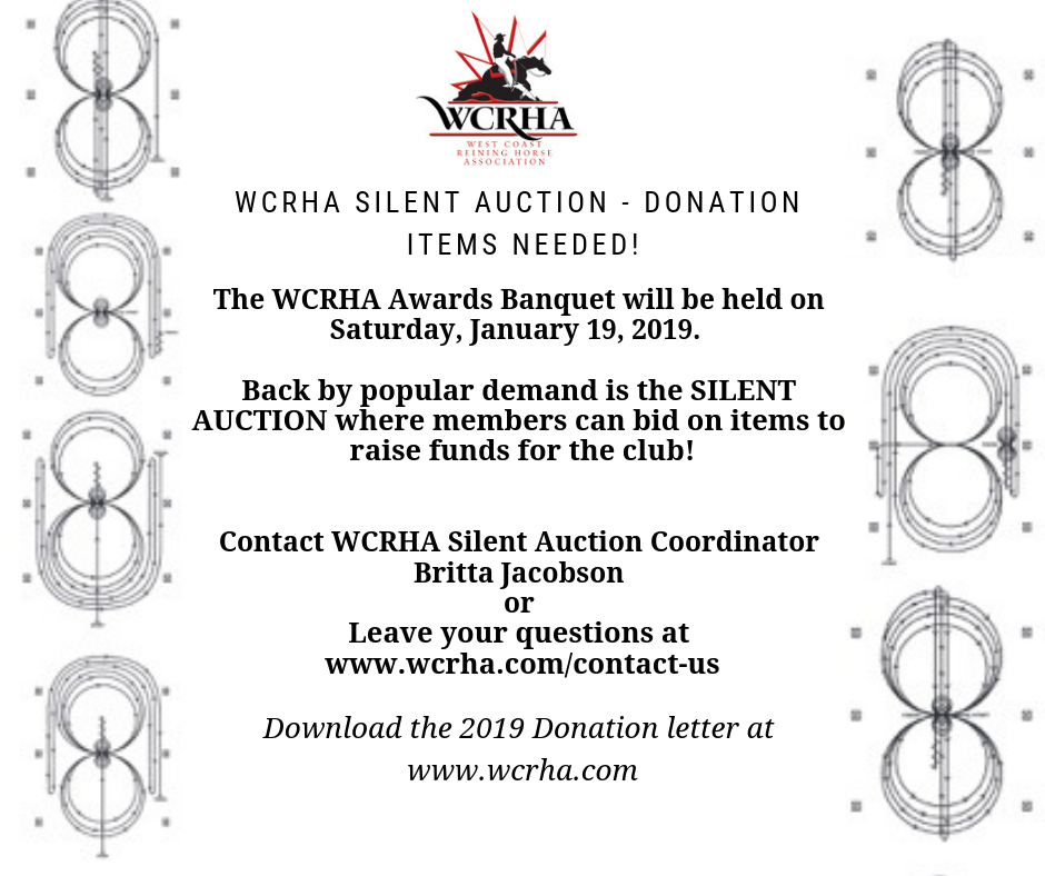 Silent Auction post