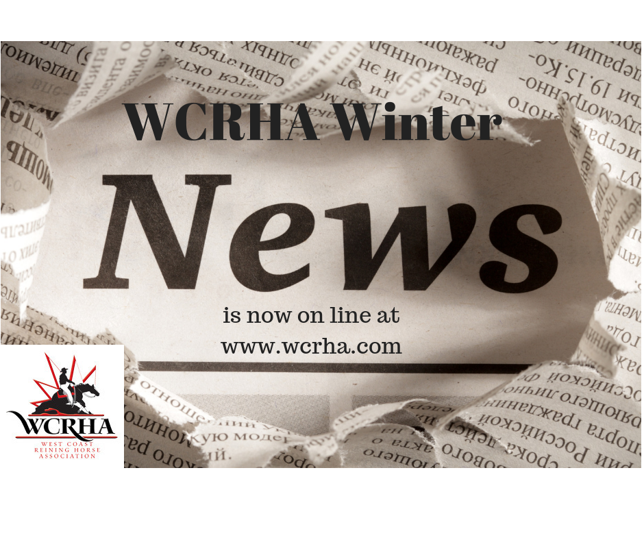 WCRHA Winter 2018