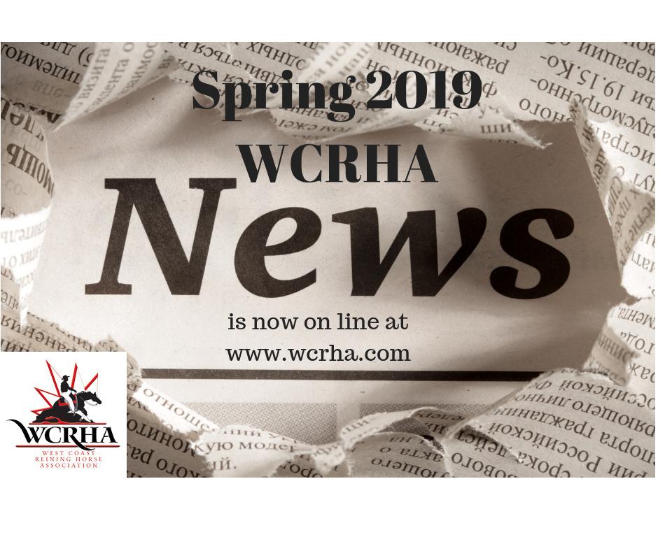 Spring 2019 Newsletrer