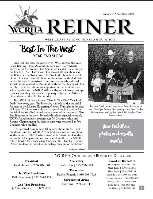 WCRHA August newsletter-final-web2