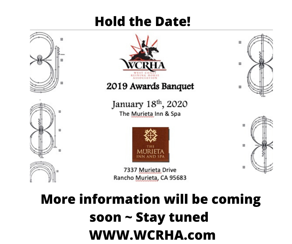 2019 Banquet - hold the date